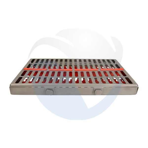 Caseta sterilizare instrumentar 17 piese